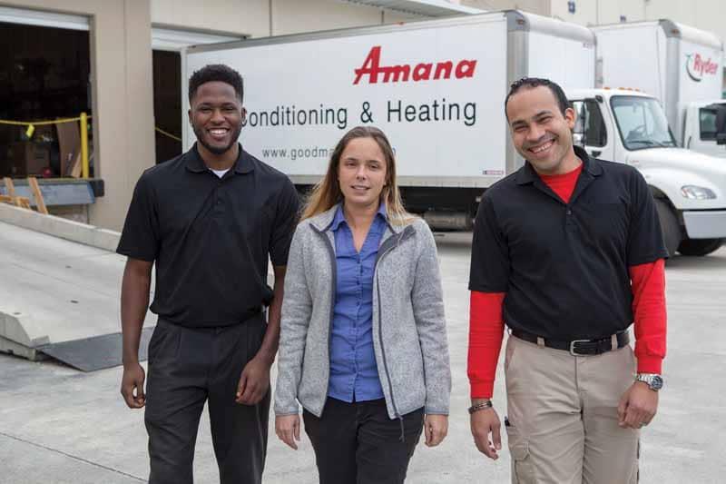 amana employees