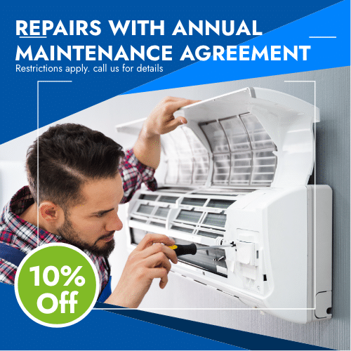 Repairs with Annual Maintenance Agreement